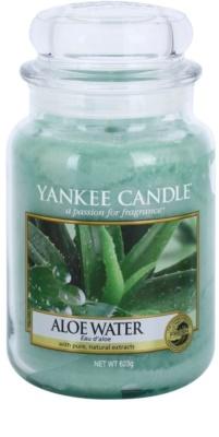 Yankee Candle Aloe Water vela perfumada   Classic grande