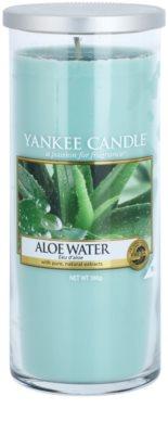 Yankee Candle Aloe Water ароматна свещ   Декор голяма