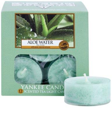 Yankee Candle Aloe Water Teelicht