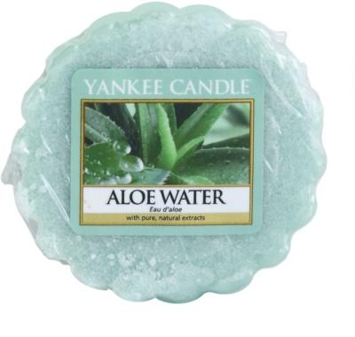 Yankee Candle Aloe Water vosek za aroma lučko