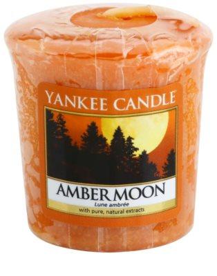 Yankee Candle Amber Moon sampler