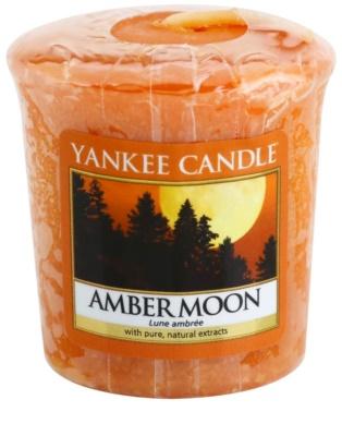 Yankee Candle Amber Moon votívna sviečka