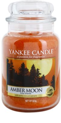 Yankee Candle Amber Moon Duftkerze   Classic groß