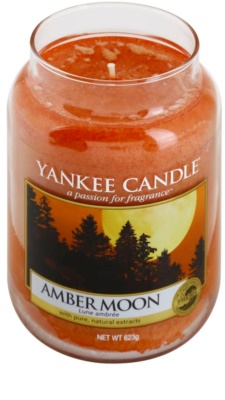 Yankee Candle Amber Moon Duftkerze   Classic groß 1
