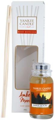Yankee Candle Amber Moon Aroma Diffuser mit Nachfüllung  Classic