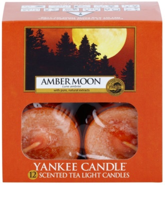 Yankee Candle Amber Moon vela do chá 2