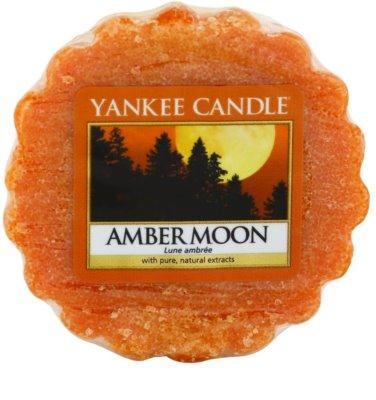 Yankee Candle Amber Moon cera derretida aromatizante