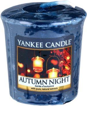 Yankee Candle Autumn Night вотивна свещ