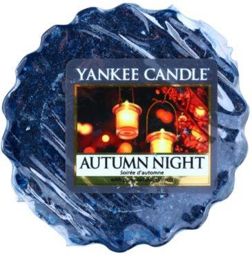 Yankee Candle Autumn Night vosek za aroma lučko
