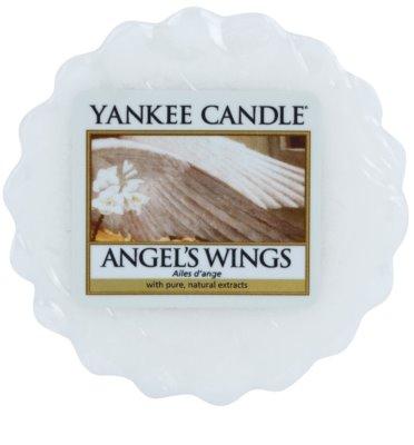 Yankee Candle Angel´s Wings cera para lámparas aromáticas