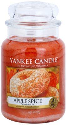 Yankee Candle Apple Spice ароматна свещ   Classic голяма