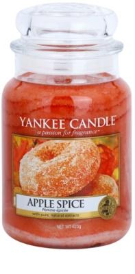 Yankee Candle Apple Spice vonná svíčka  Classic velká