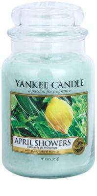 Yankee Candle April Showers dišeča sveča   Classic velika