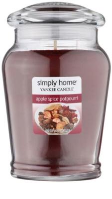 Yankee Candle Apple Spice Potpourri vonná svíčka  velká