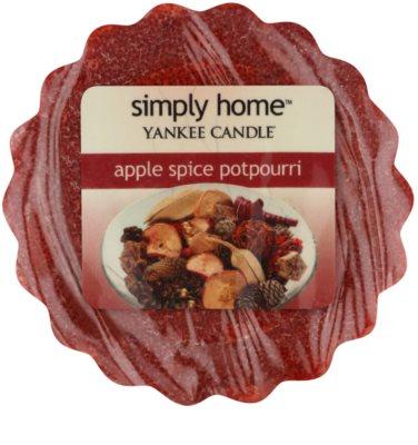 Yankee Candle Apple Spice Potpourri ceară pentru aromatizator