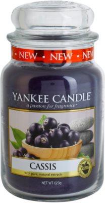 Yankee Candle Cassis lumanari parfumate   Clasic mare