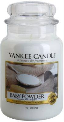 Yankee Candle Baby Powder vonná sviečka  Classic veľká