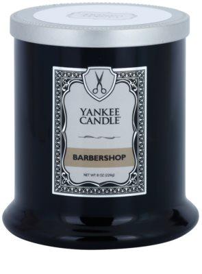 Yankee Candle Barbershop dišeča sveča