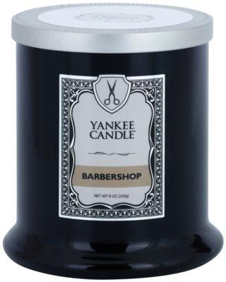 Yankee Candle Barbershop vonná svíčka