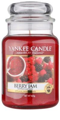 Yankee Candle Berry Jam świeczka zapachowa   Classic duża
