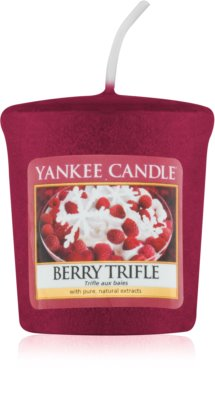 Yankee Candle Berry Trifle Votive Candle