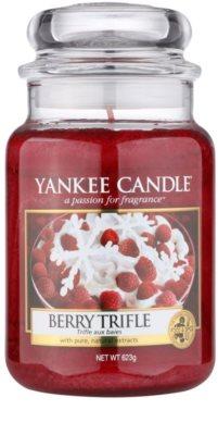 Yankee Candle Berry Trifle ароматна свещ   Classic голяма