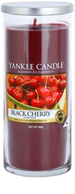 Yankee Candle Black Cherry Duftkerze   Décor groß