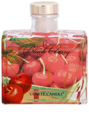Yankee Candle Black Cherry Aroma Diffuser With Refill  Signature 1