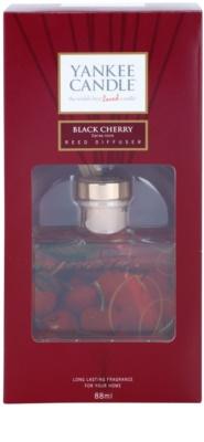Yankee Candle Black Cherry aroma difusor com recarga  Signature 2