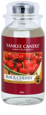 Yankee Candle Black Cherry aroma difuzor s polnilom  Classic 1