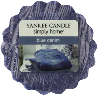 Yankee Candle Blue Denim vosk do aromalampy