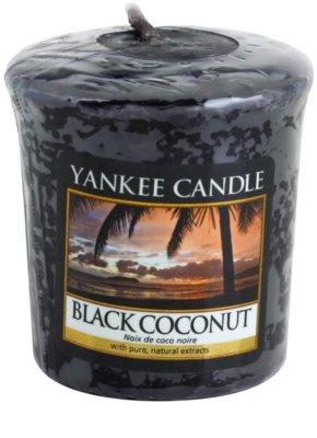 Yankee Candle Black Coconut sampler