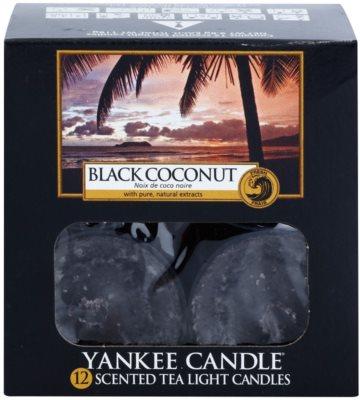Yankee Candle Black Coconut Teelicht 2