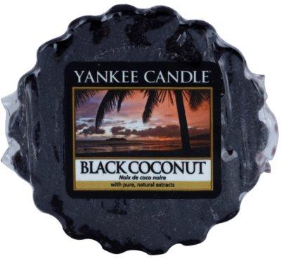 Yankee Candle Black Coconut illatos viasz aromalámpába