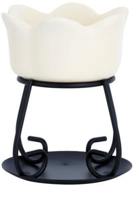 Yankee Candle Petal Bowl Lámpara aromática de cerámica    (Cream)