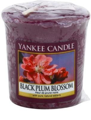 Yankee Candle Black Plum Blossom votivní svíčka