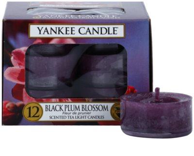 Yankee Candle Black Plum Blossom čajová svíčka