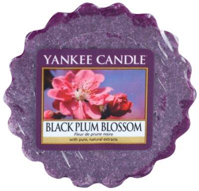 Yankee Candle Black Plum Blossom ceară pentru aromatizator