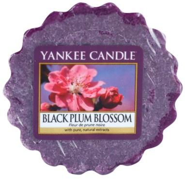 Yankee Candle Black Plum Blossom Wachs für Aromalampen