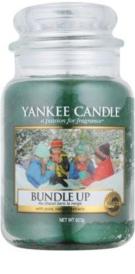 Yankee Candle Bundle Up ароматизована свічка   Classic велика