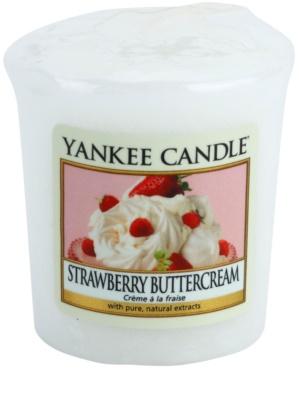 Yankee Candle Strawberry Buttercream vela votiva