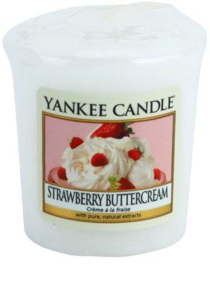 Yankee Candle Strawberry Buttercream viaszos gyertya