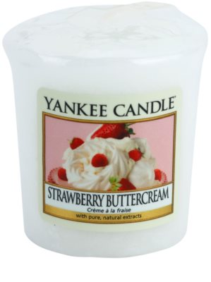 Yankee Candle Strawberry Buttercream вотивна свещ