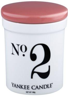 Yankee Candle Coconut & Beach illatos gyertya    (No.2)