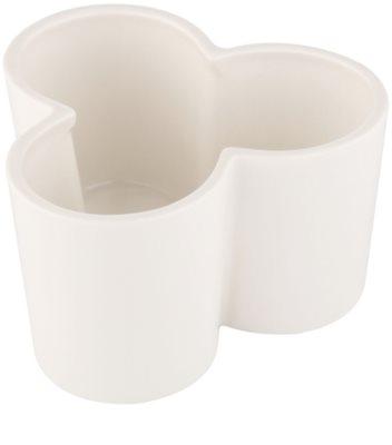 Yankee Candle Ceramic Triple Portavelas de cerámica