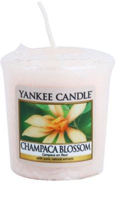 Yankee Candle Champaca Blossom votivní svíčka