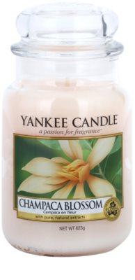 Yankee Candle Champaca Blossom ароматна свещ   Classic голяма