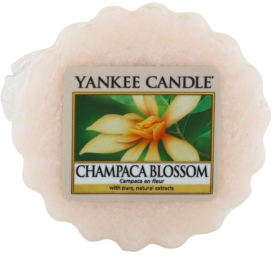 Yankee Candle Champaca Blossom Wachs für Aromalampen