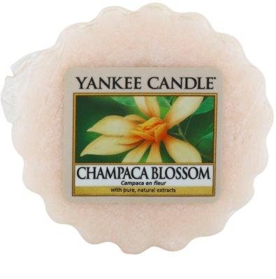 Yankee Candle Champaca Blossom восък за арома-лампа