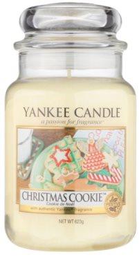 Yankee Candle Christmas Cookie vonná svíčka  Classic velká